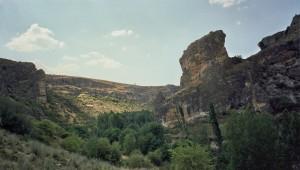 Cañón del Río Dulce